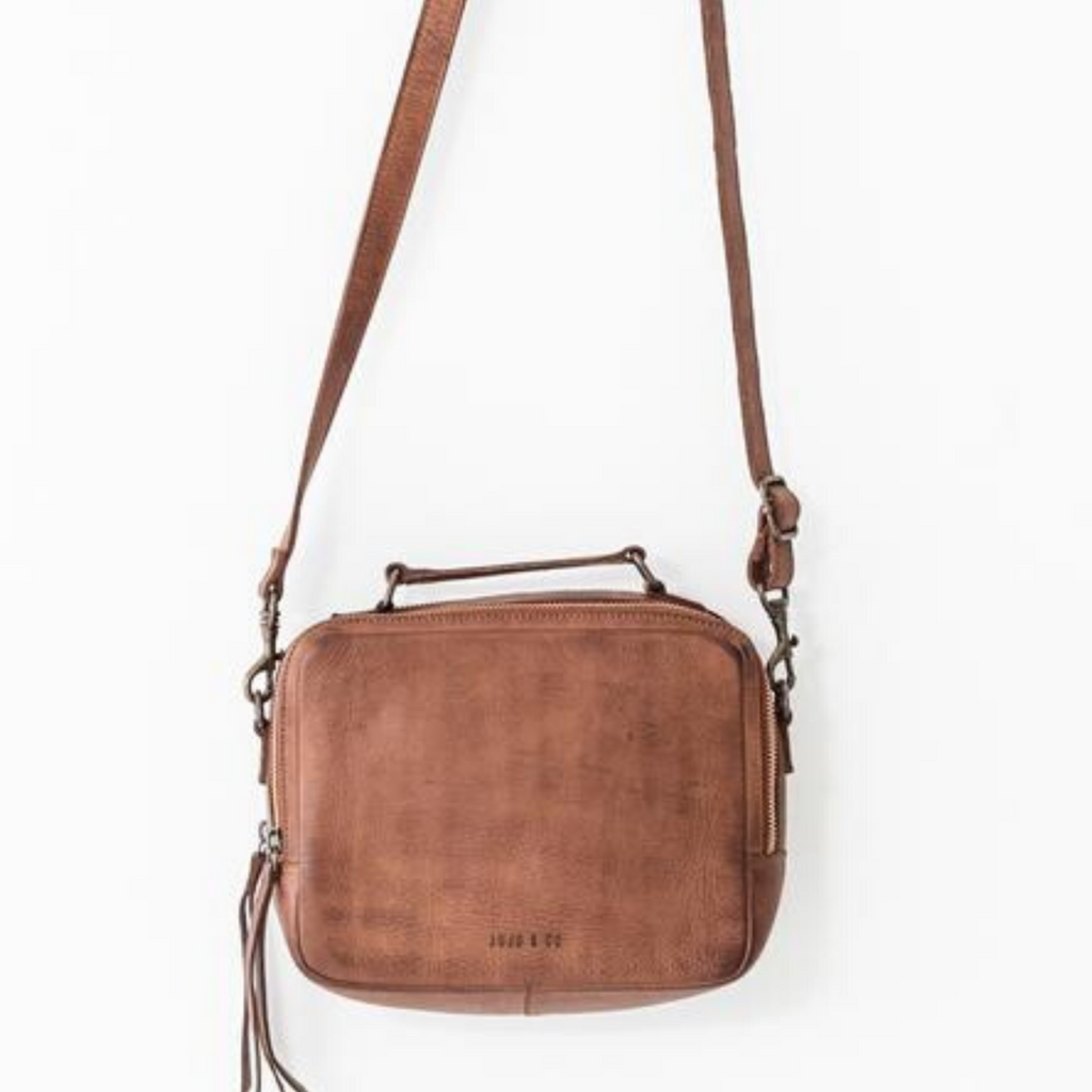 Juju & Co Berlin Bag - Cognac