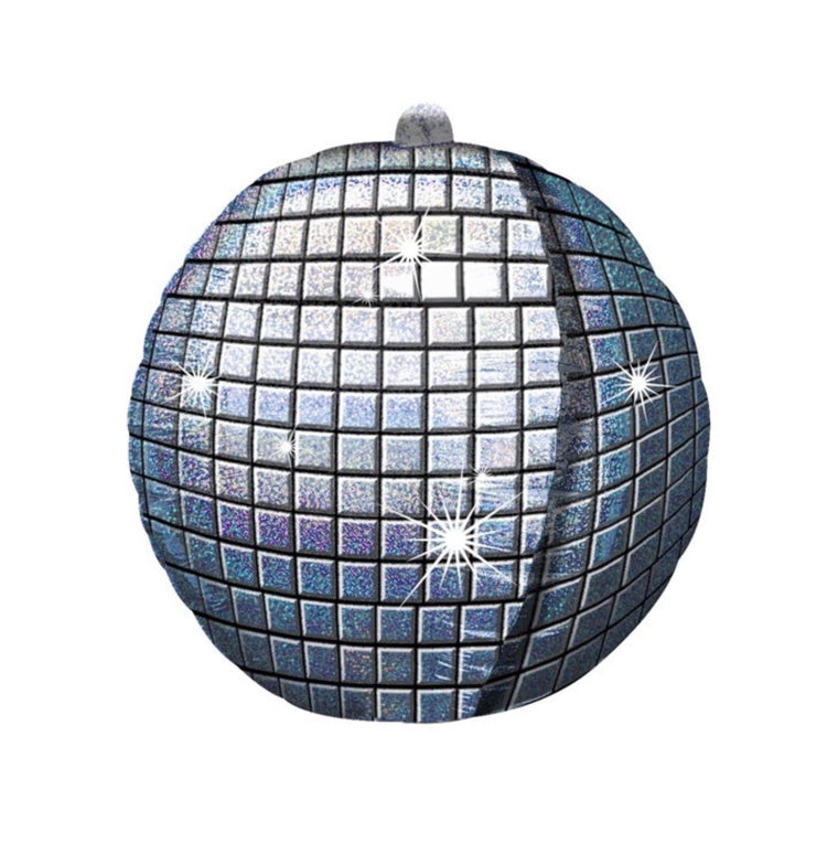 HOLOGRAPHIC DISCO BALL