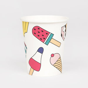 Ice Cream Party Cups