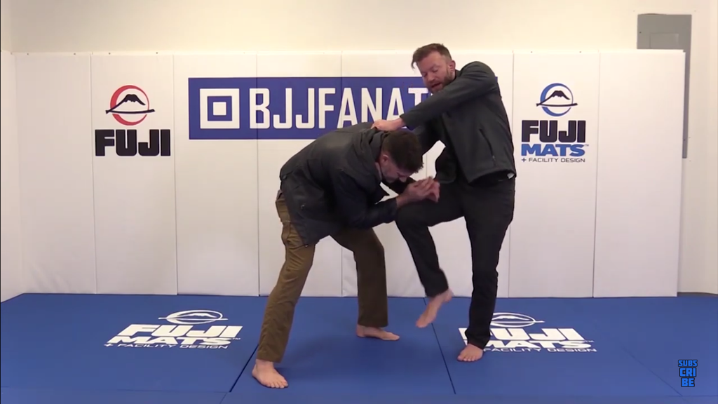Quick and Effective Front Chokes With Eli Knight
