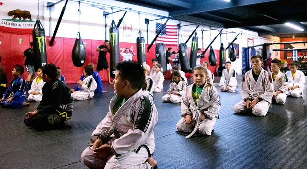 Empower Kids Through Self-Defense