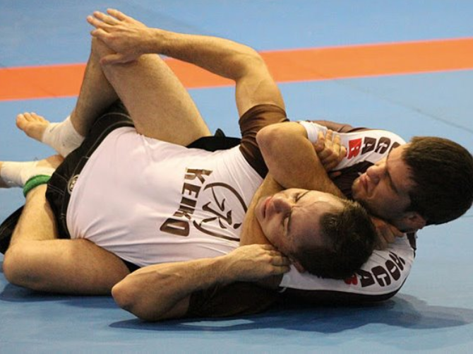 Defending Against the Rear Naked Choke and the Front Headlock