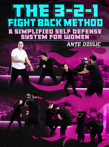 The 3-2-1 Fight Back Method by Ante Dzolic