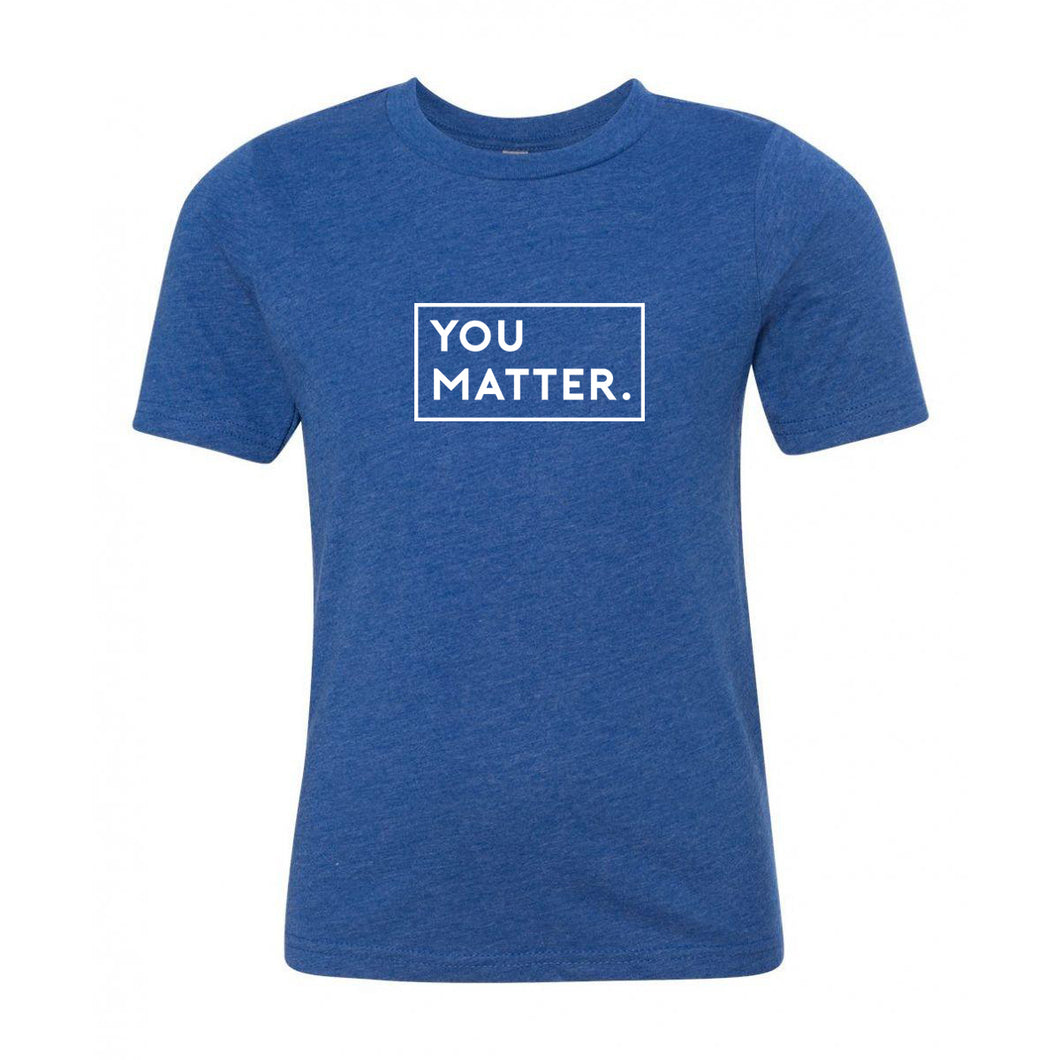 YOU MATTER | Unisex Kids Graphic T-Shirt