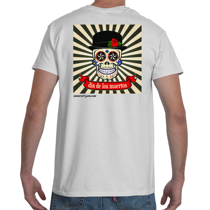 Brown Skeleton Vibes T-shirt