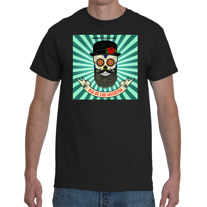 Green Skeleton Vibes T-shirt