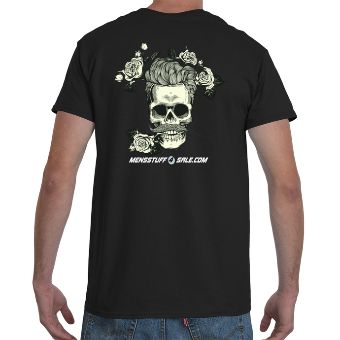 Rose Skeleton T-shirt