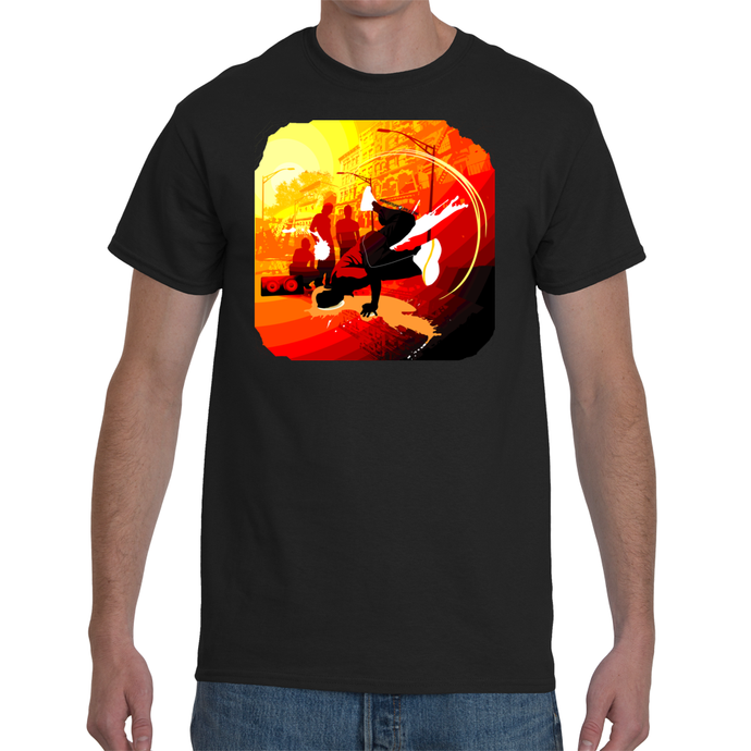 The Breakdancer T-shirt