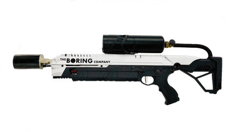 Elon Musk's Boring Company is selling a flamethrower