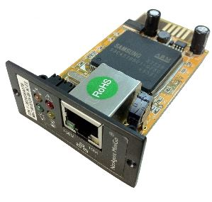 PowerShield Internal SNMP Comms Card with EMD Port UPS Batteries and Components Discount Computer Needs