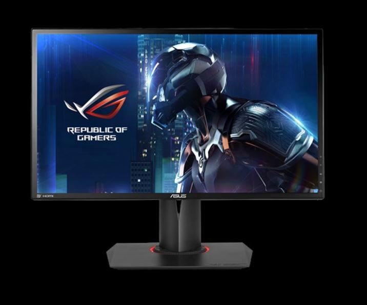 ASUS ROG Swift PG248Q eSports Gaming Monitor - 24' FHD (1920x1080) 1ms, overclockable 180Hz, G-SYNC Monitors Discount Computer Needs
