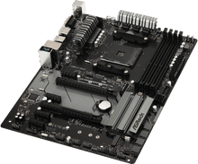 ASROCK B450-PRO4 AMD ATX Motherboard Motherboards Discount Computer Needs