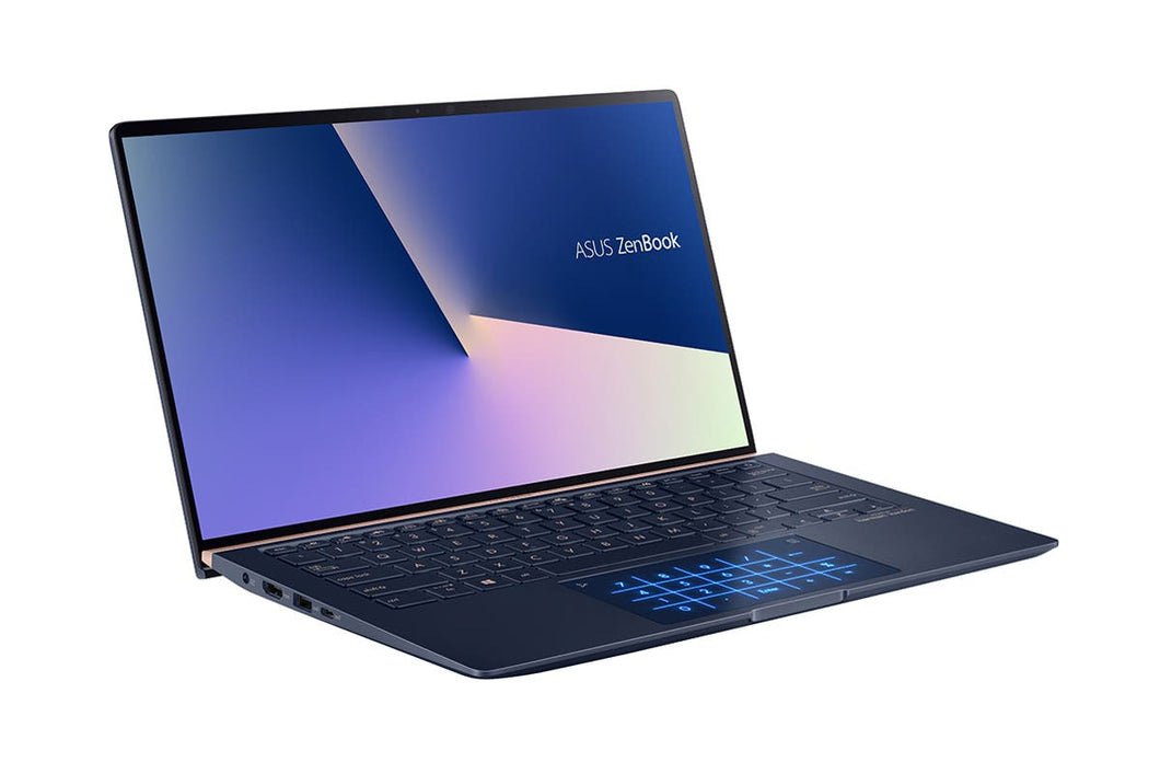 ASUS i7-10510 16GB RAM 512GB SSD 14 inch Zenbook PC Laptops and Netbooks Discount Computer Needs