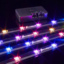 CORSAIR Lighting Node PRO 4x RGB LED Strips Controller 2x RGB FAN Hub Case Parts and Accessories Discount Computer Needs