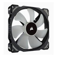 Corsair ML140 PRO RGB 2 Fan Pack with Lighting Node Pro, 140mm Premium Magnetic Levitation RGB LED PWM Fan (Embargo Nov 16) Computer Case Fans Discount Computer Needs
