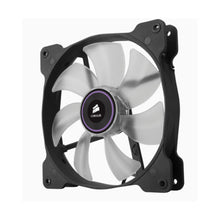 Corsair SP 140mm Fan Purple LED High Static Pressure 3 PIN Computer Case Fans Discount Computer Needs