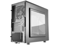 COUGAR MG110-W mATX Tower with Window Computer Cases Discount Computer Needs