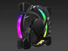 Cougar 120mm RGB PWM Cooling Case Fan Computer Case Fans Discount Computer Needs