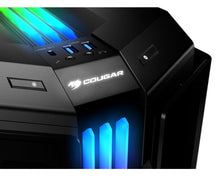 Cougar Gemini-T RGB Tempered Glass Gaming Case Computer Cases Discount Computer Needs