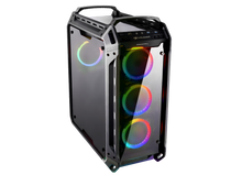 Cougar Panzer EVO RGB Tempered Glass Gaming Tower Computer Cases Discount Computer Needs