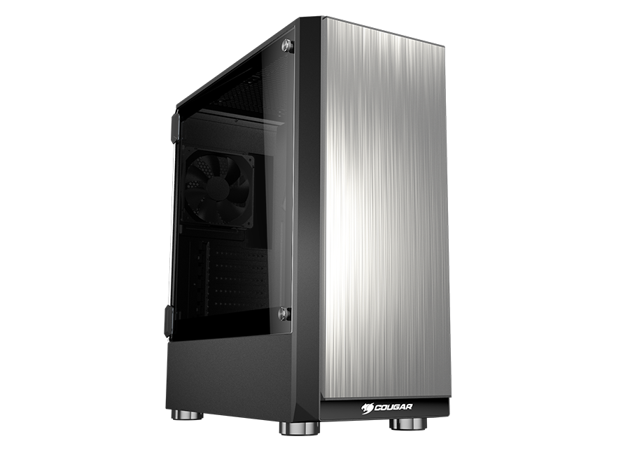 Cougar Trofeo Tempered Glass Mid Tower Case Computer Cases Discount Computer Needs