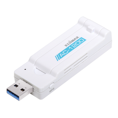 Edimax AC1200 Wireless Dual Band USB Adapter USB Wi-Fi Adapters and Dongles Discount Computer Needs