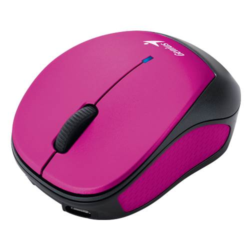 Genius Traveler 9000R Pink Wireless Mouse Mice, Trackballs, and Pointers Discount Computer Needs