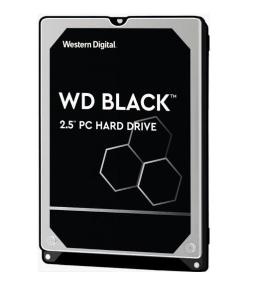 WD Black 500GB Hard Drive SATA3 7mm 2.5 inch 7200RPM Internal Hard Disk Drives Discount Computer Needs