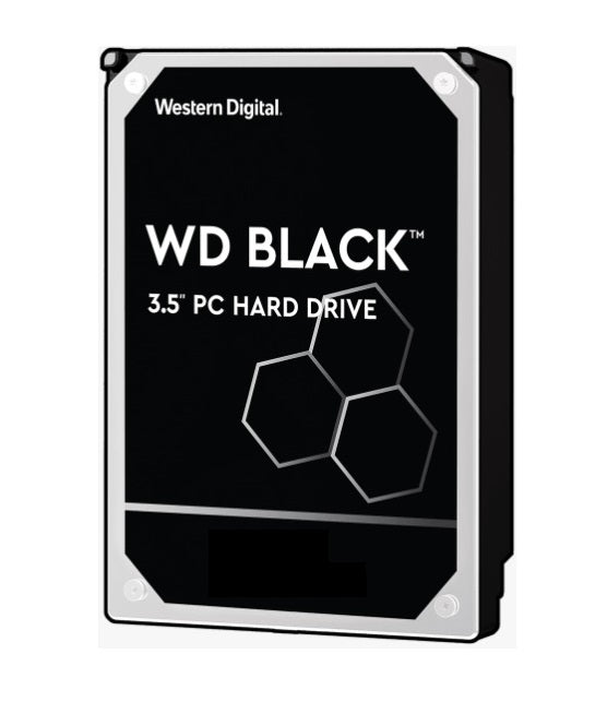 WD Black 2TB Hard Drive SATA3 3.5 inch 7200RPM Internal Hard Disk Drives Discount Computer Needs