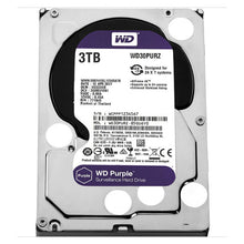 WD Purple 3TB 3.5 inch SATA3 5400RPM Hard Drive Internal Hard Disk Drives Discount Computer Needs