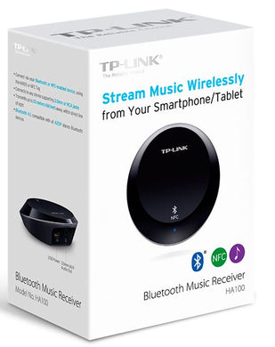 TP-Link HA100 Bluetooth Music Receiver USB Bluetooth Adapters and Dongles Discount Computer Needs