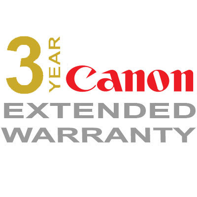 CANON 3 YEAR WARRANTY UPGRADE $1 - $499 Accessories Discount Computer Needs