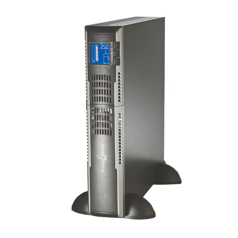 PowerShield Commander 1100VA Rack Line Interactive UPS Uninterruptible Power Supplies Discount Computer Needs