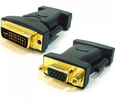 Astrotek DVI to VGA Adapter Converter 24+5 pins Gold Plated Video Cables and Adapters Discount Computer Needs