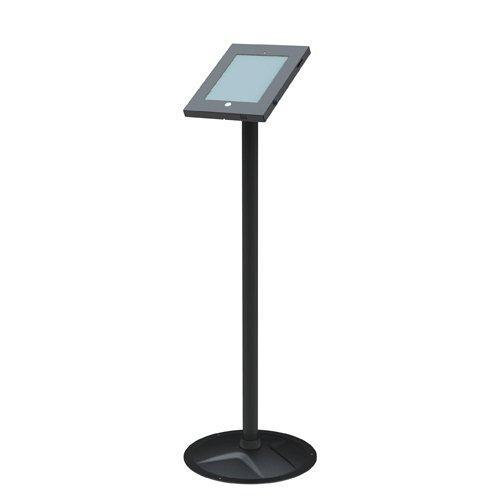 Brateck Anti-Theft Secure Enclosure Floor Stand for iPad Mounts, Stands and Holders Discount Computer Needs