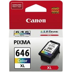 Canon CL-646XL Genuine Colour High Yield Ink Cartridge - 300 pages Canon Ink Discount Computer Needs