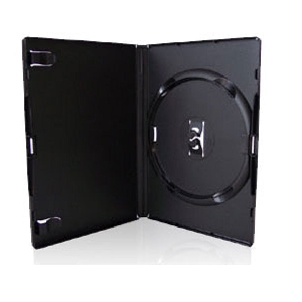 CD Case 14mm Black Media Cases, Sleeves, and Wallets Discount Computer Needs