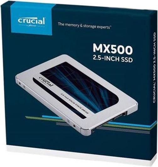 Crucial MX500 2TB 2.5 inch SATA SSD 3D TLC 3D NAND Solid State Drives Discount Computer Needs