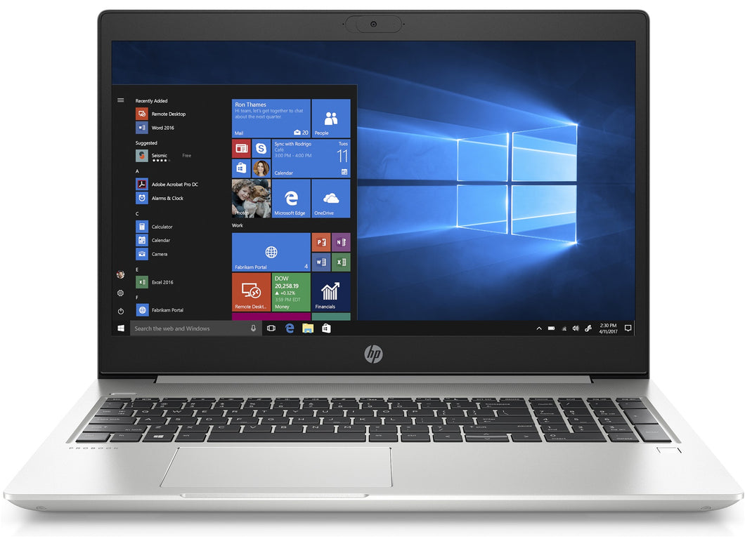 HP 450 G7 15.6 inch i5 256GB SSD 8GB RAM Win 10 Pro Laptop PC Laptops and Netbooks Discount Computer Needs