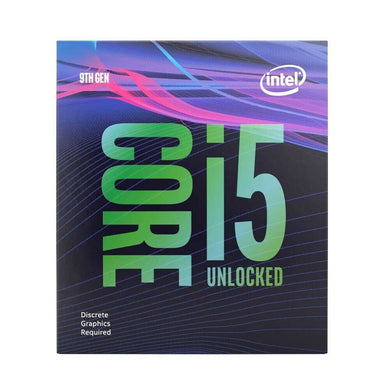 Intel i5 9600KF 3.7Ghz 6 Core CPU CPUs Processors Discount Computer Needs