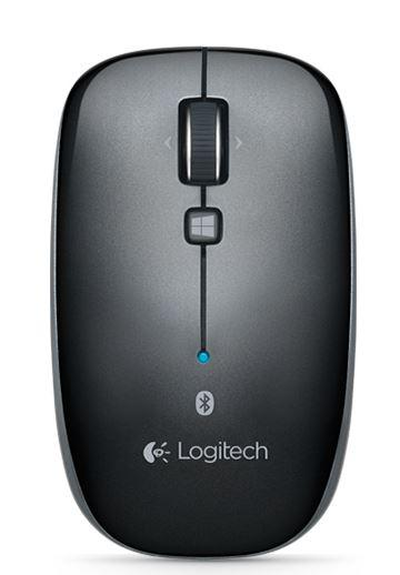 Logitech M557 Bluetooth Mouse Black Mice, Trackballs, and Pointers Discount Computer Needs