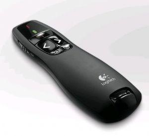 Logitech R400 Wireless Presenter Remote Controls and Pointers Discount Computer Needs