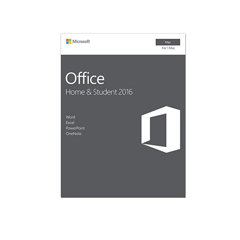 Microsoft Home and Student 2016 Mac Edition Office and Business Discount Computer Needs