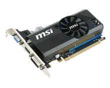 MSI Radeon R7 240 2GB DDR3 Low Profile V4 Video Cards Discount Computer Needs