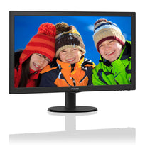 Philips 23.6 inch MVA Monitor with Speakers Monitors Discount Computer Needs