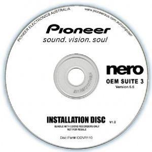 Pioneer Software Nero Suite 3 OEM Version 6.6 Image, Video, and Audio Discount Computer Needs