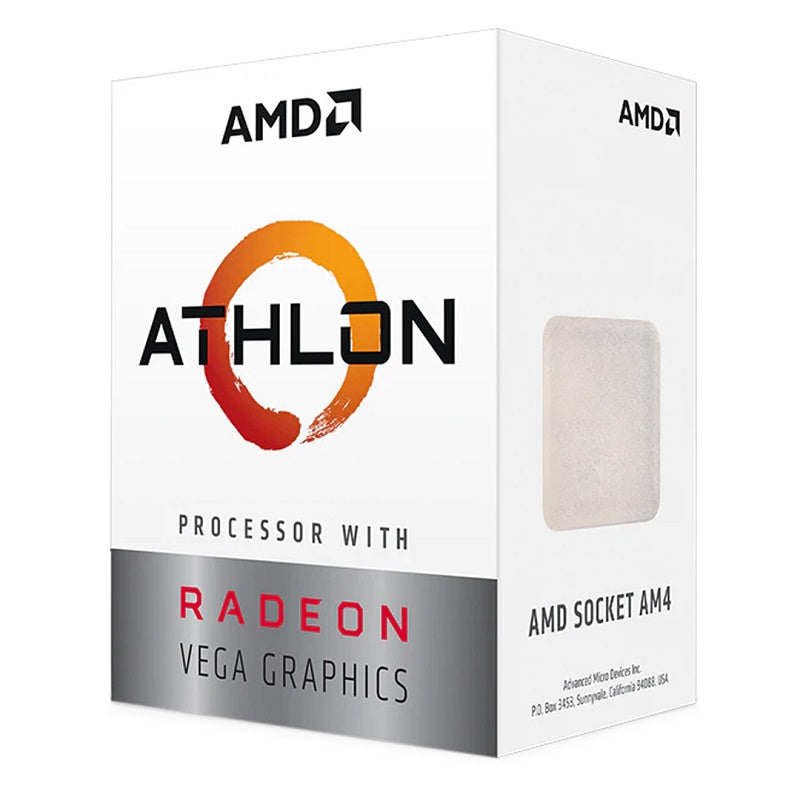 AMD Athlon 3000G 3.5GHz Dual Core CPU CPUs Processors Discount Computer Needs