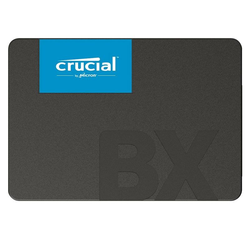 Crucial 120GB BX500 2.5 inch SATA SSD Solid State Drives Discount Computer Needs