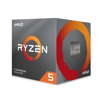 AMD Ryzen 5 3600X CPUs Processors Discount Computer Needs