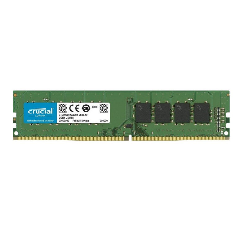 Crucial 1x 8GB DDR4 2666MHz RAM Memory RAM Discount Computer Needs